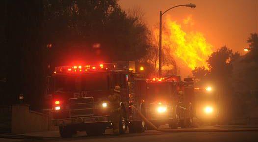 火事の夢を見たあとに実際に起こった7つの出来事