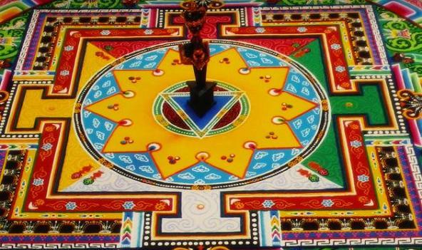本当に叶うおまじない、曼荼羅で夢を実現させる5つのステップ