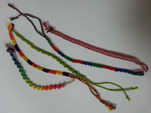 ミサンガの作り方☆たった1日で編み上げる5つのステップ