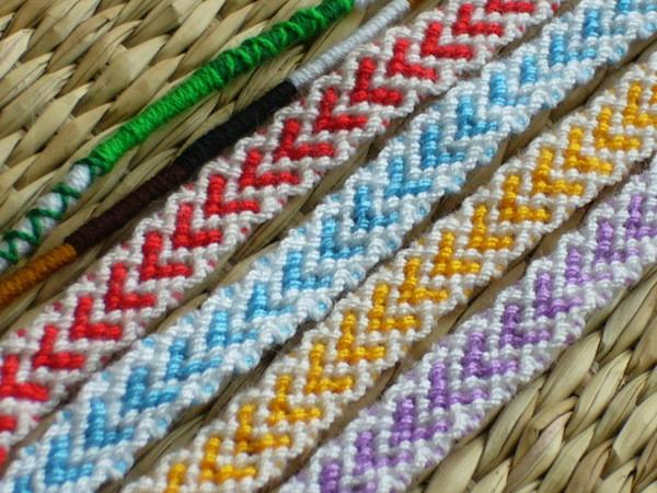 ミサンガの作り方ハート模様を綺麗に見せる5つの方法