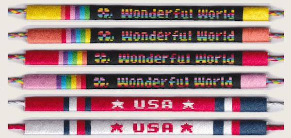 ミサンガに文字を入れよう♪初めてでも簡単な7つの編み方