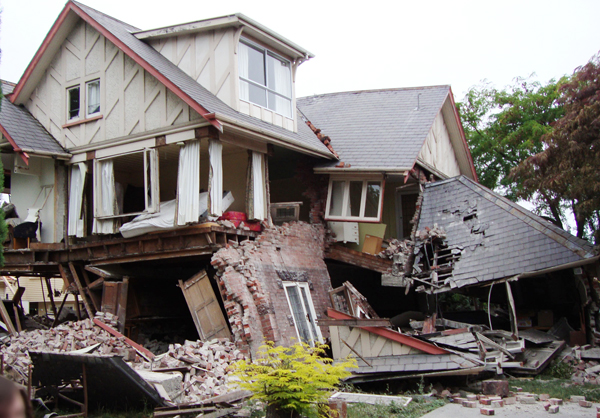 夢占い「地震が起きた夢」が予知する驚くべきあなたの運命
