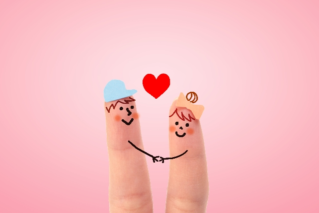 ピンク&ハートの恋人 ~恋の波動を上げましょう~