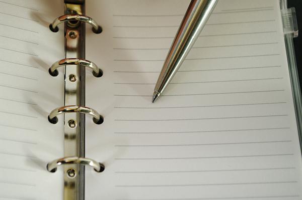 願い事手帳に書くだけで望みが叶う!その作り方と使い方