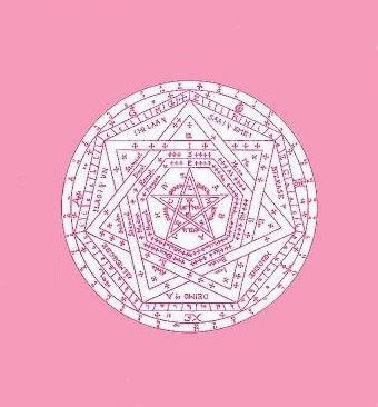 陰陽師の呪文画像