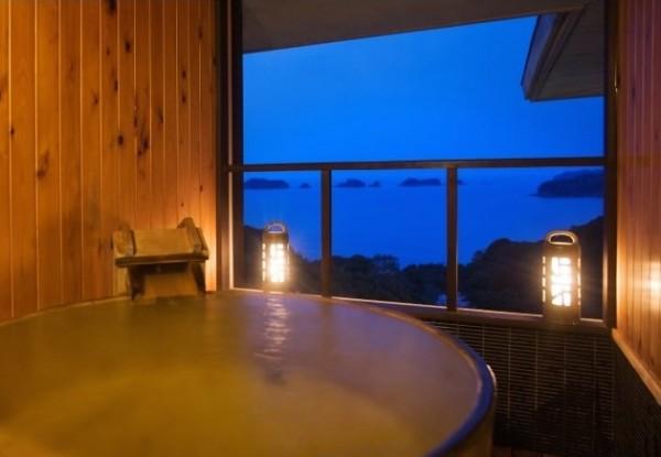 伊勢に行ったら温泉のある絶景旅館に泊まってみよう!