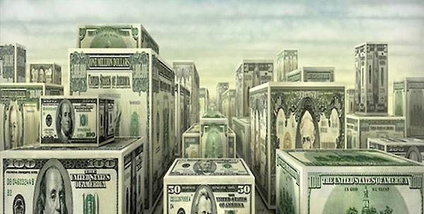 夢占いでお金があらわしている、あなたの未来!!