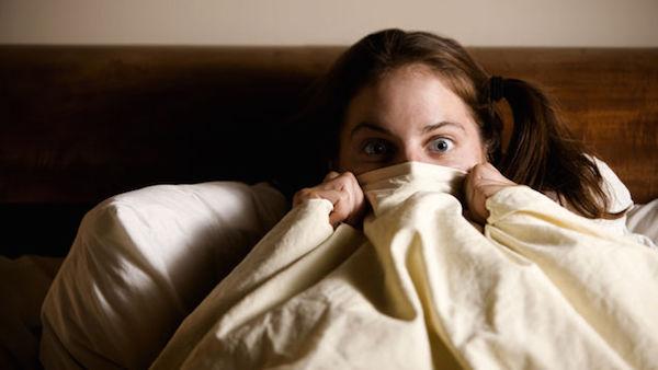 怖い夢を見る意味と出てきたモノが暗示する事とは?