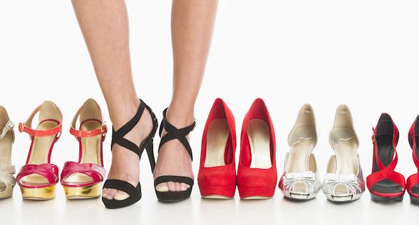 夢占いで『靴の夢』からわかるあなたの運気