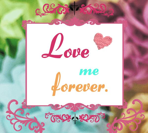 愛するより愛されたい!そんな恋がしたいあなたに送るおまじない画像