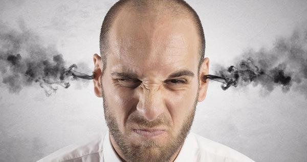 【夢占い】怒る夢から読み解く5つのストレス