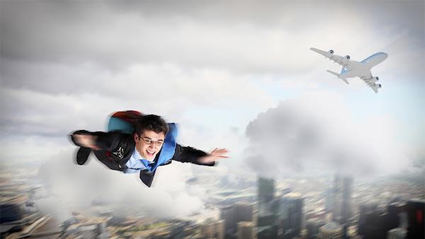 空を飛ぶ夢が意味するあなたの深層心理とは